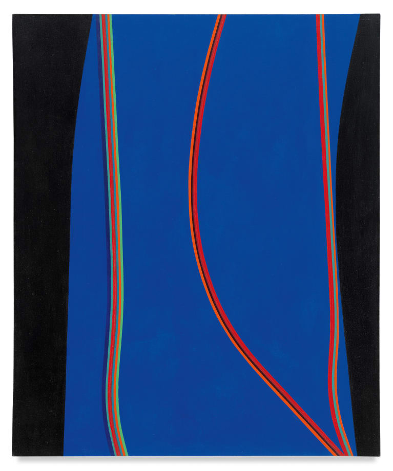 Untitled (February 10) by Lorser Feitelson