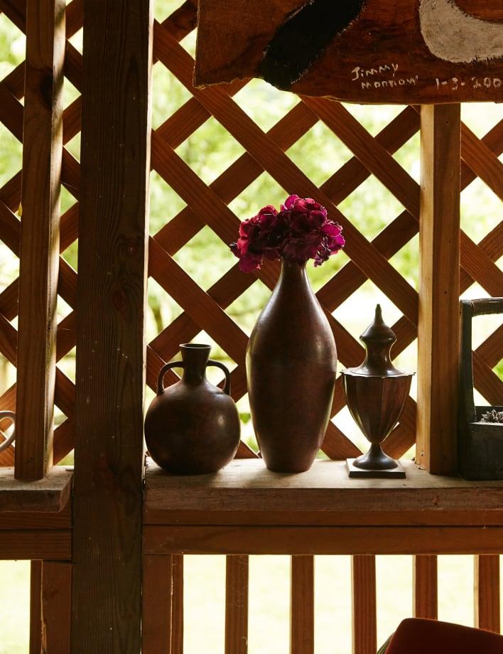Jimmy Marrow's Porch by Roe Ethridge